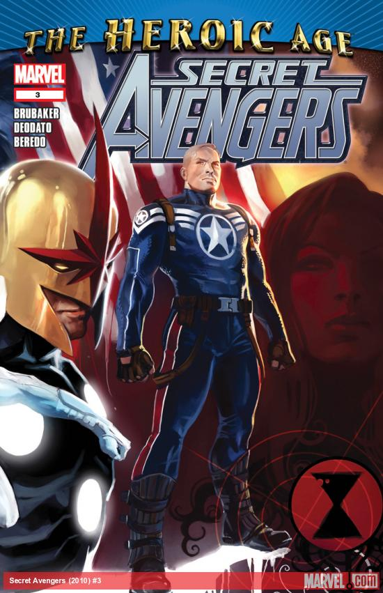 Secret Avengers (2010) #3