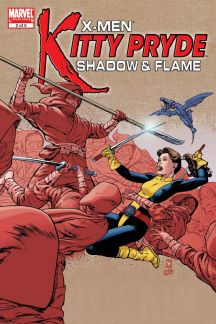 X-Men: Kitty Pryde- Shadow & Flame #2