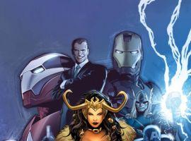 Siege: Storming Asgard - Heroes & Villains (2009) #1 (FEMALE LOKI VARIANT)