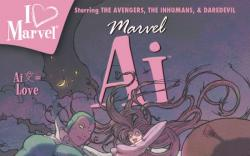 I (HEART) MARVEL #1