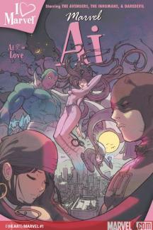 I (Heart) Marvel #5