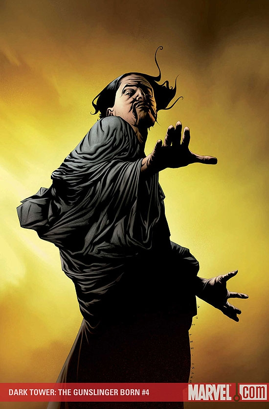 Dark Tower: The Gunslinger Born (2007) #4