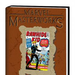 Marvel Masterworks: Rawhide Kid Vol. 1 Variant (Hardcover)