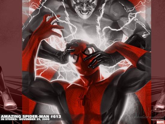 Amazing Spider-Man (1999) #613 Wallpaper