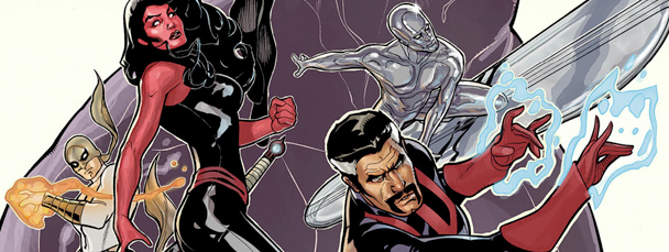 Sneak Peek: Defenders #1