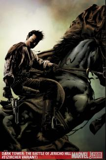 Dark Tower: The Battle of Jericho Hill (2009) #3 (ZIRCHER VARIANT)