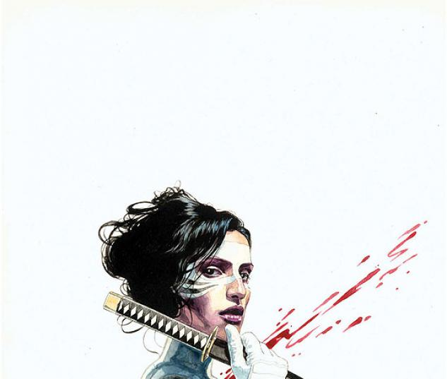 WHITE TIGER (2008) #6 COVER