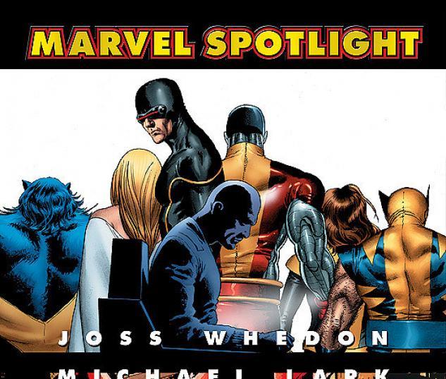 MARVEL SPOTLIGHT: JOSS WHEDON/MICHAEL #3