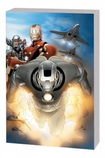 IRON MAN 2.0 VOL. 2: ASYMMETRY TPB (Trade Paperback)