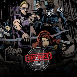 Secret Avengers Series