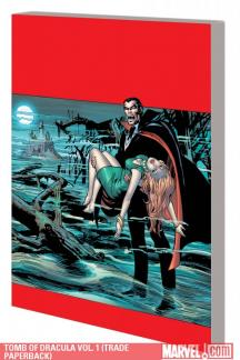 Tomb of Dracula Vol. 1 (Trade Paperback)