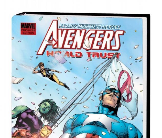 Avengers: World Trust (Hardcover)