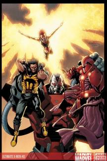 Ultimate X-Men (2000) #93