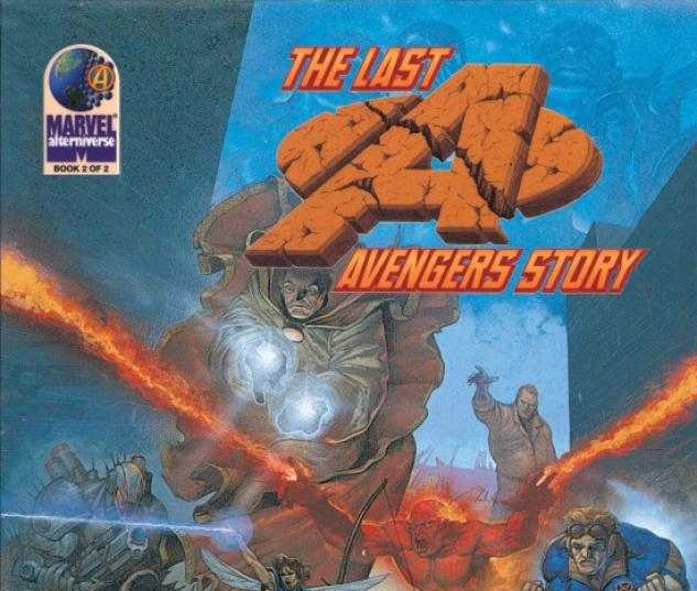 Last Avengers Story, The #2