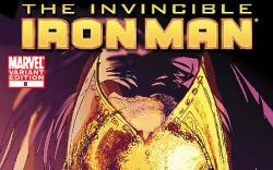 INVINCIBLE IRON MAN #8