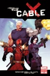 Cable (2008) #14 (OLIVETTI (MW, 50/50 COVER))