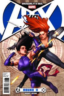 Avengers Vs. X-Men (2012) #11 (Promo Variant)