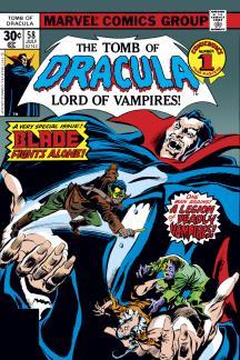 Tomb of Dracula (1972) #58