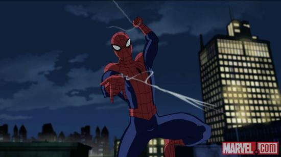 Spidey swings into action in Ultimate Spider-Man Season 2