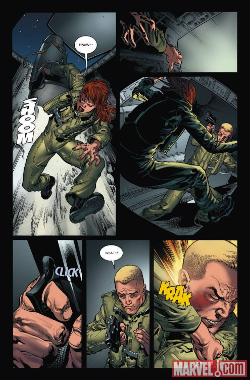 Black Widow: Deadly Origin (2009) #1