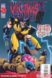 Wolverine &amp; Gambit: Victims #3 