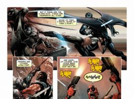 X-FORCE #14 preview page