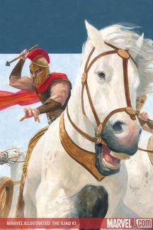 Marvel Illustrated: The Iliad (2007) #3