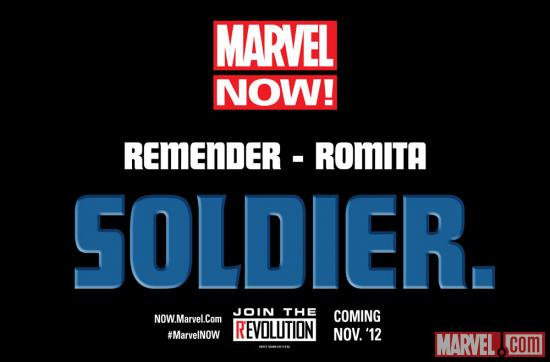 The Future of Marvel NOW! is Soldier