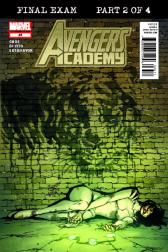 Avengers Academy #35 