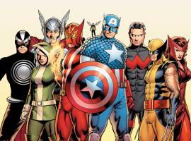 Marvel NOW! Uncanny Avengers Liveblog