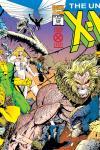 Uncanny X-Men (1963) #316 Cover