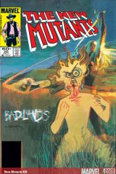 New Mutants #20 