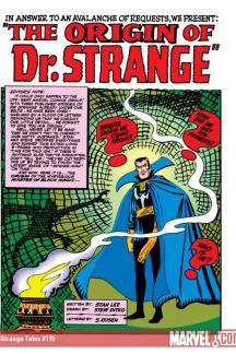 Strange Tales (1951) #115