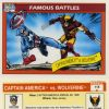 Captain America vs. Wolverine, Card #115