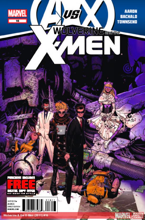 WOLVERINE & THE X-MEN 16 (AVX, WITH DIGITAL CODE)
