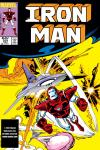 Iron Man (1968) #201 Cover