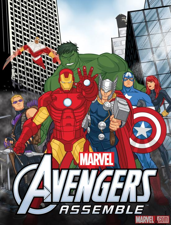 Marvel's Avengers Assemble premieres July 7 inside Marvel Universe on Disney XD