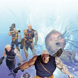 X-MEN: FUTURE HISTORY - THE MESSIAH WAR SOURCEBOOK #1