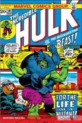 Incredible Hulk #161