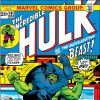 INCREDIBLE HULK #161 COVER