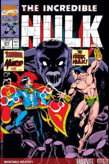 Incredible Hulk #371