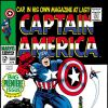 CAPTAIN AMERICA #100 COVER