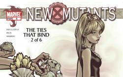 NEW MUTANTS (1999) #8 COVER
