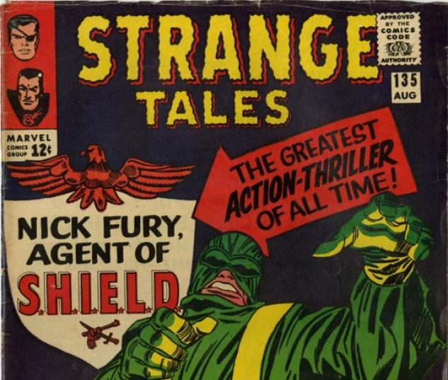 Strange Tales #135