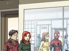Spider-Man Loves Mary Jane (2005) #18