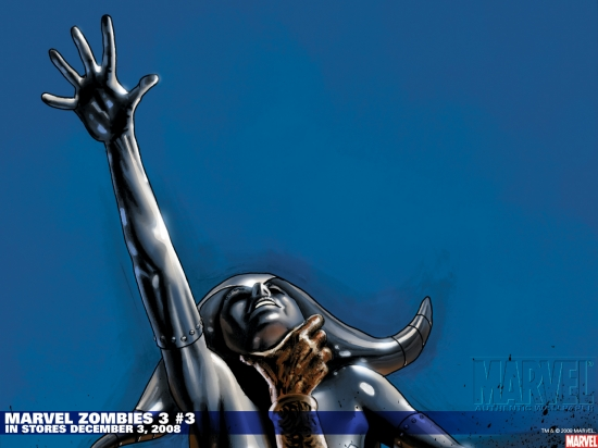 Marvel Zombies 3 (2008) #3 Wallpaper