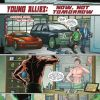 YOUNG ALLIES #5 preview page by David Baldeon