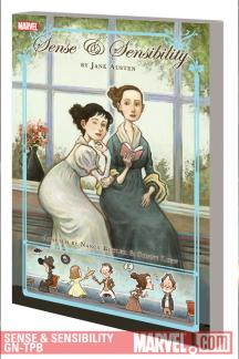 Sense & Sensibility GN-TPB (Graphic Novel)