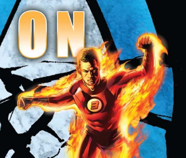 Fantastic Four #586 3rd Printing
