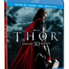 Thor Blu-ray 3D, Blu-ray and DVD Hit Shelves 9/13